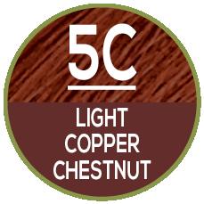 5C Light Copper Chestnut