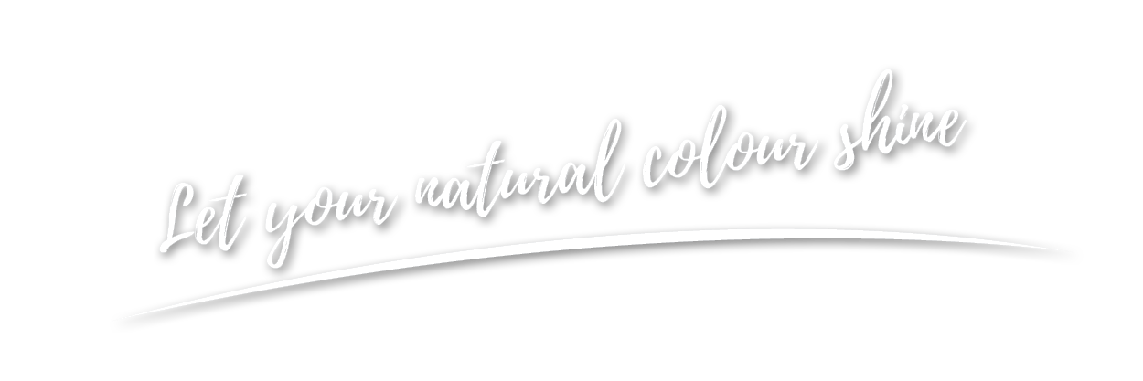 Let your nature colour shine